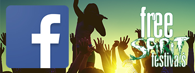 Facebook Free Spirit. Festivals